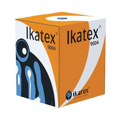 Ikatex 9004, nonwovenduk / klut på rull i boks for medelvanskelig smut