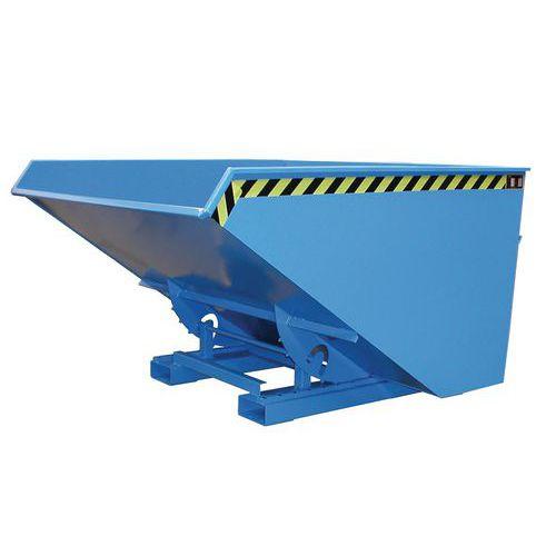 Tippcontainer EXPO 600 L blå